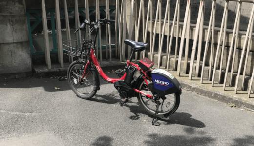 東京観光は自転車が快適!自転車シェアリング使えばすぐにレンタル可能!