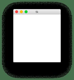 tkinterで作成されるGUIアプリ