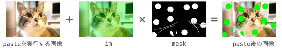 pasteメソッドでのmaskの使用例2