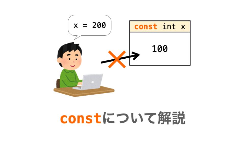 constの解説ページアイキャッチ